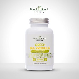 Natural immix - Brazilian Green Bee Propolis