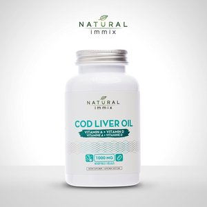Natural immix - Cod Liver Oil