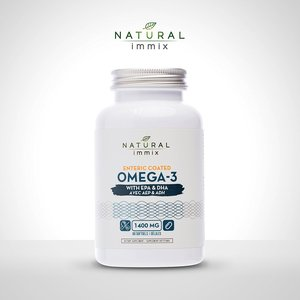 Natural immix - Enteric Coated Omega-3