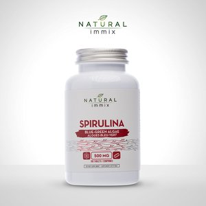 Natural immix - Spirulina