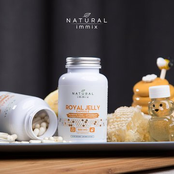 Natural immix - Royal Jelly Powder Capsule
